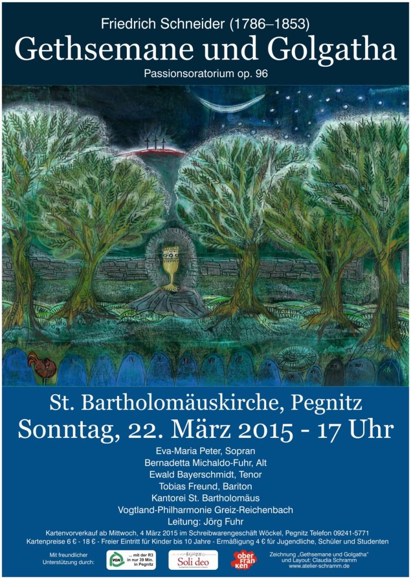 2015-03-22-Plakat A2-Gethsemane und Golgatha